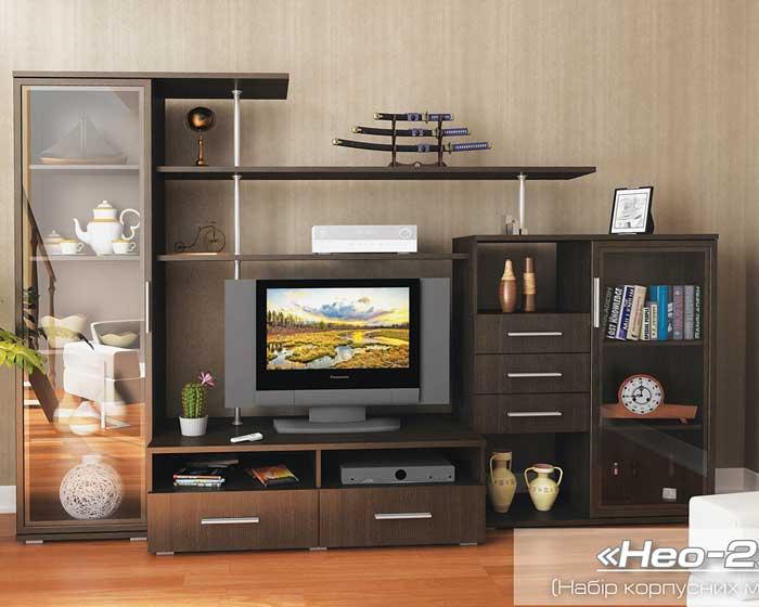 гостиная нео 2 мебель сервис купить в киеве цена фото интернет