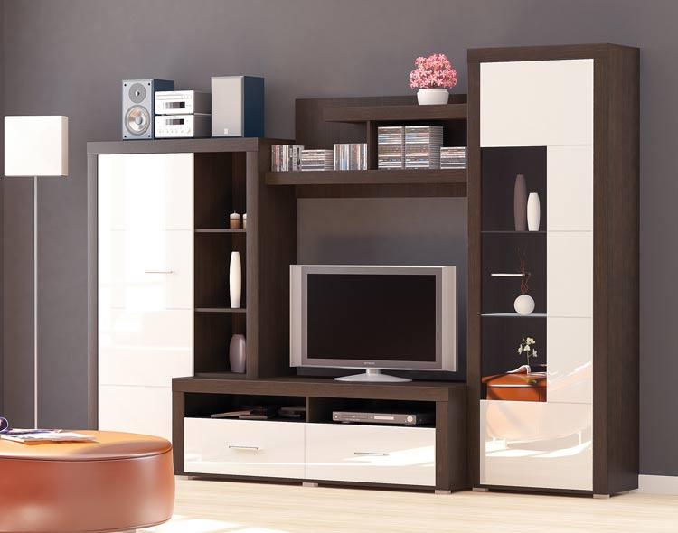 стенка неон 1 белый мебель сервис купить в киеве цена фото